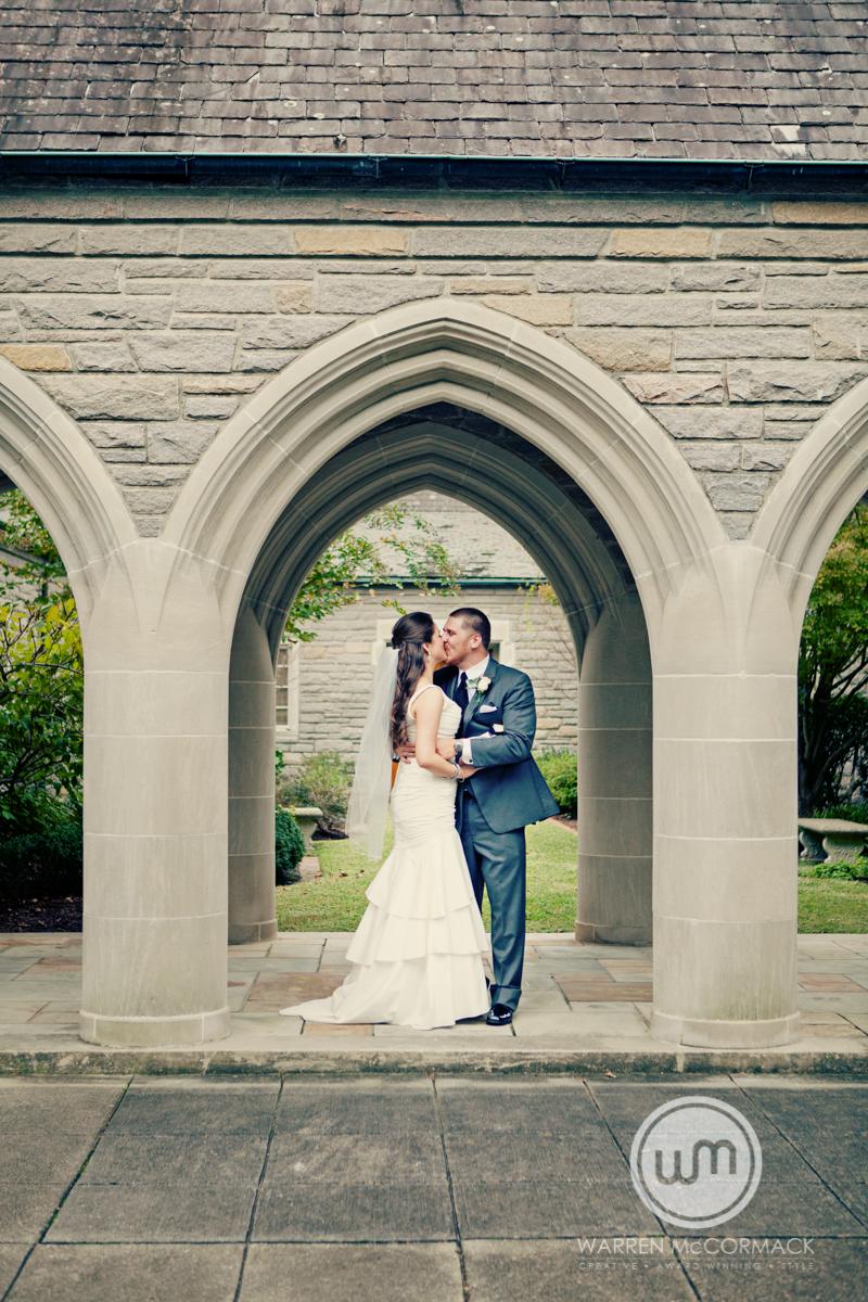 Julia and Jordan | Kinston Wedding Photography, Warren McCormack Photography