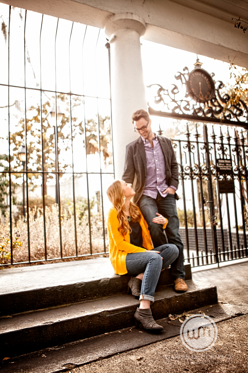 Claire and Andrew, Savannah GA, Engagement Session, Savannah Engagement Photography