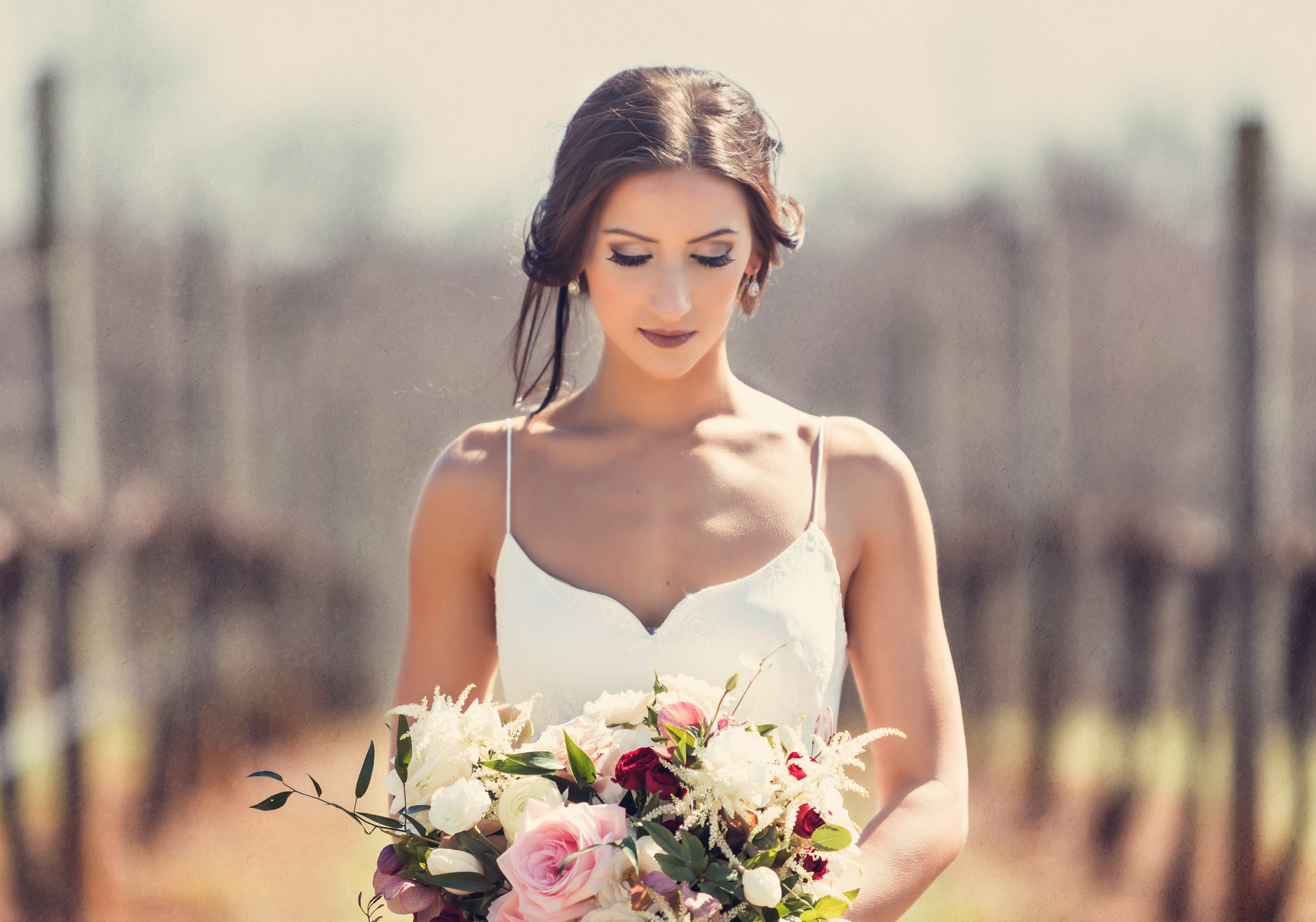 Bridal Sessions - creatively styled // all about you