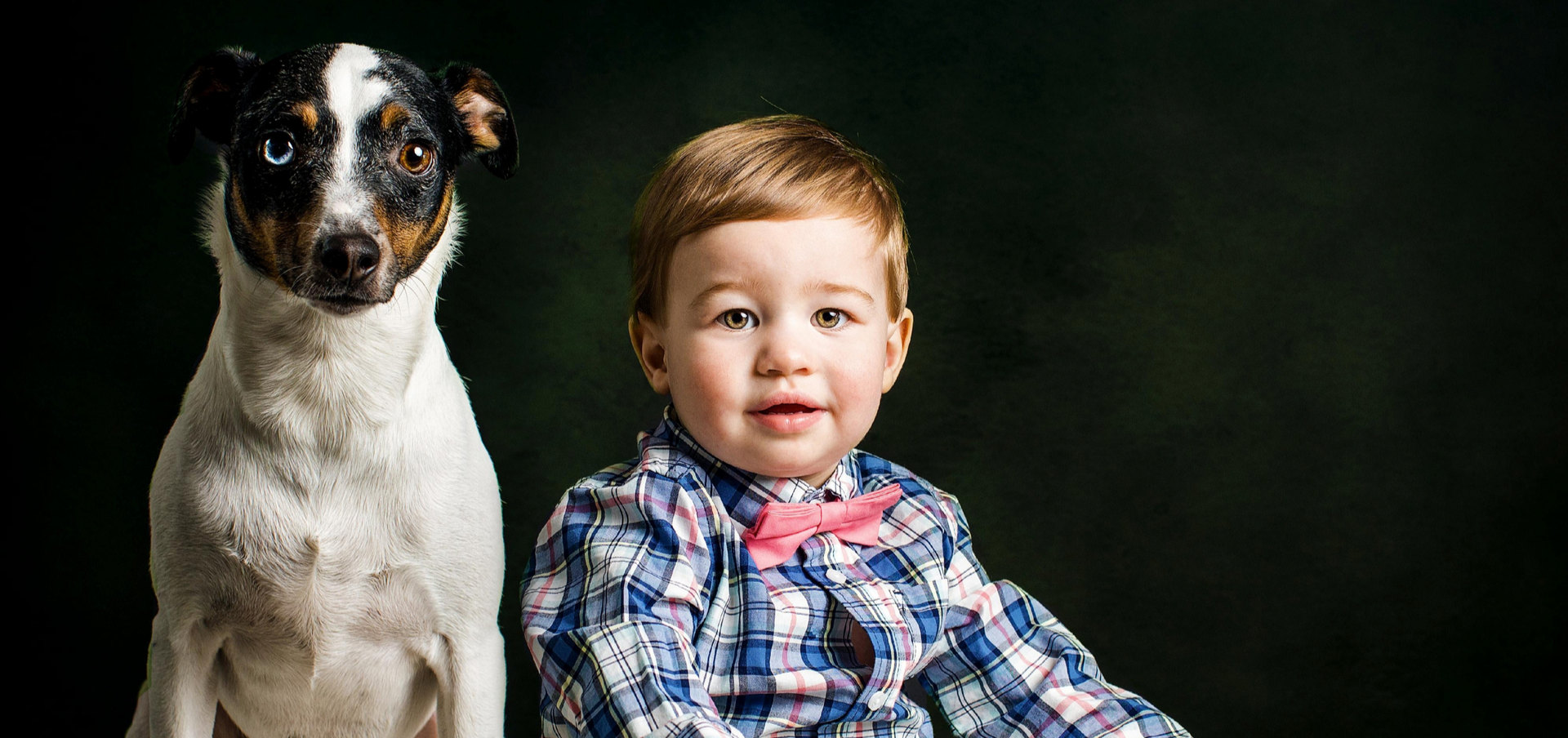 WANTED: KIDS AND THEIR DOGS - Complimentary Portrait Session