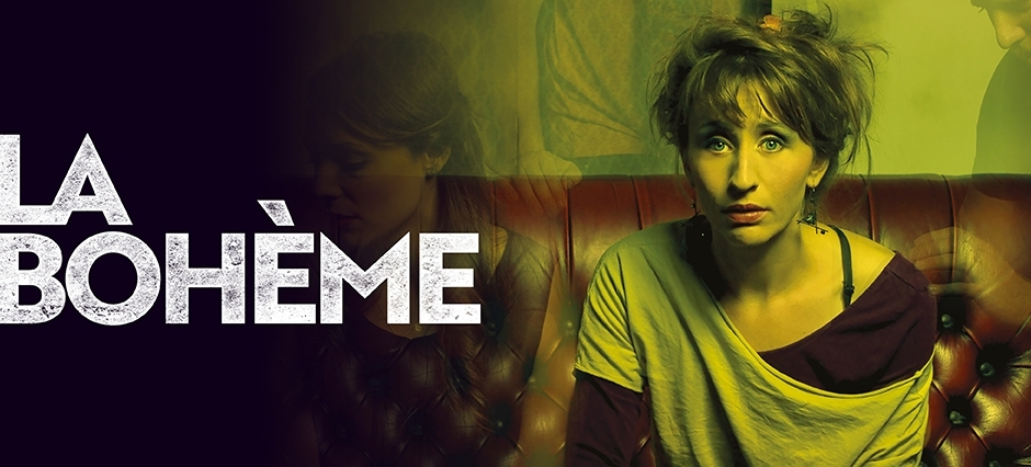 Mimi,  La Boheme  — Poster for the West End transfer, Trafalgar Studios, 2017/18