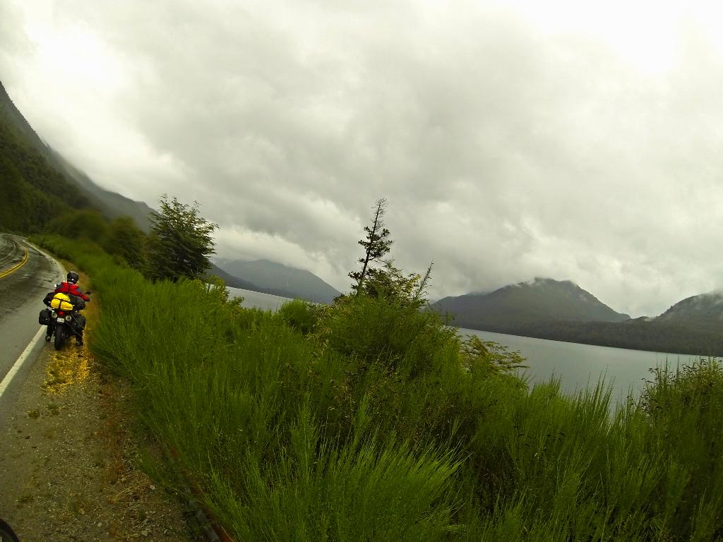 Lago Mascardi, south of Bariloche
