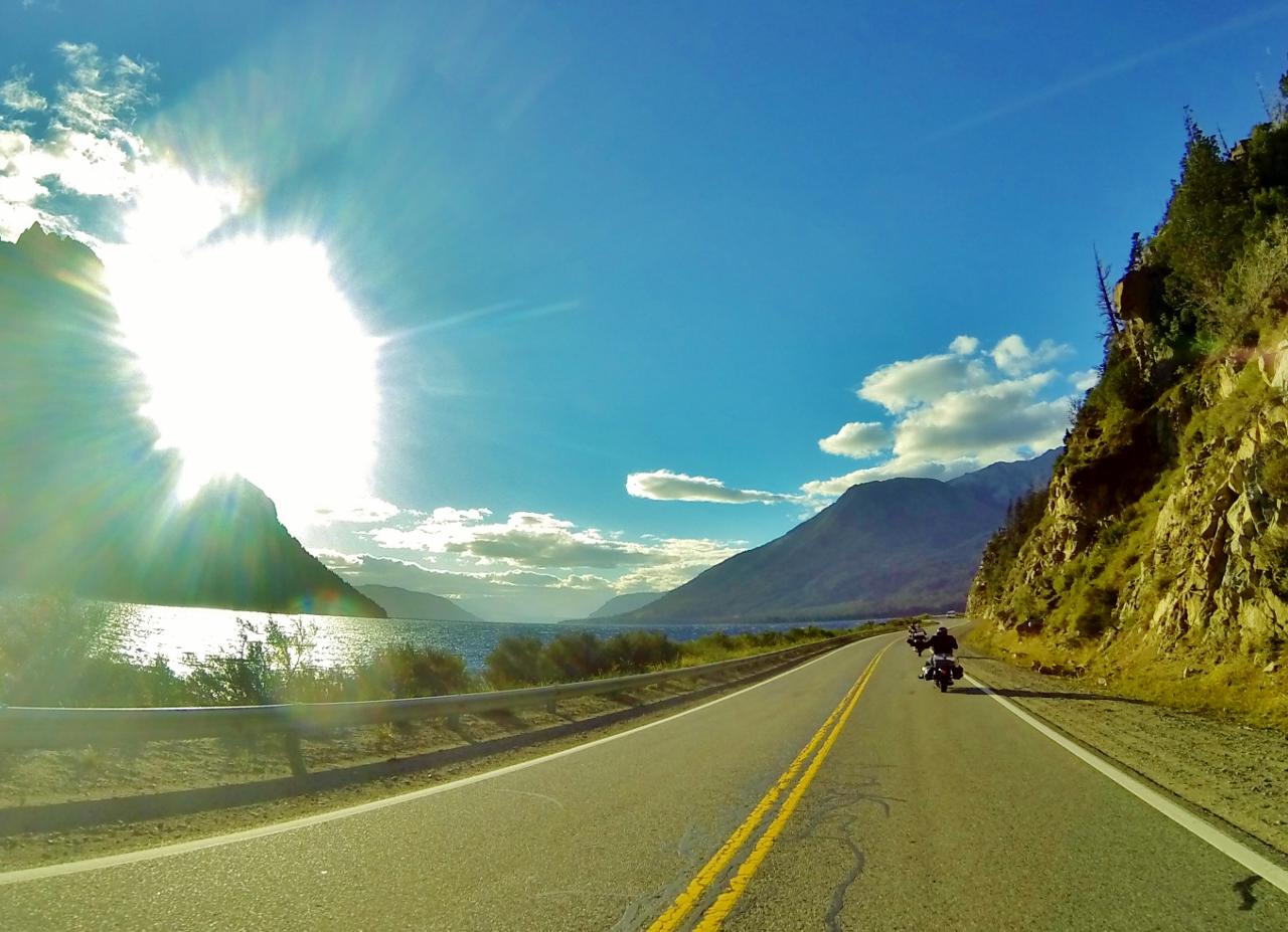 Lago Nahuel Huapi, looking better the second time around