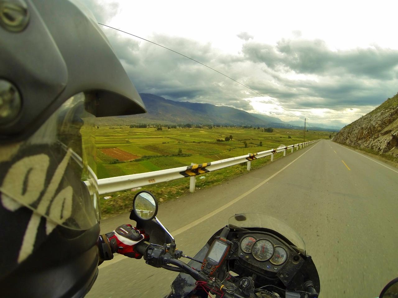 Rio Mantaro valley