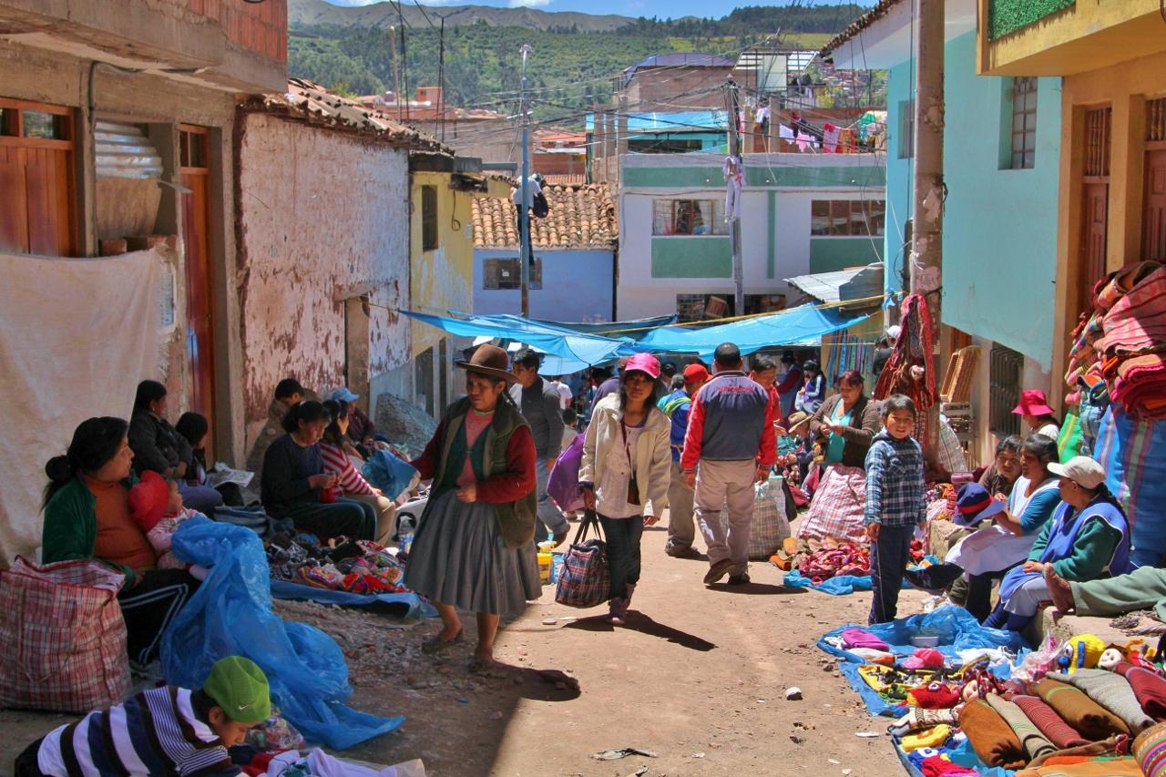 Mercado Baratillo, Cusco