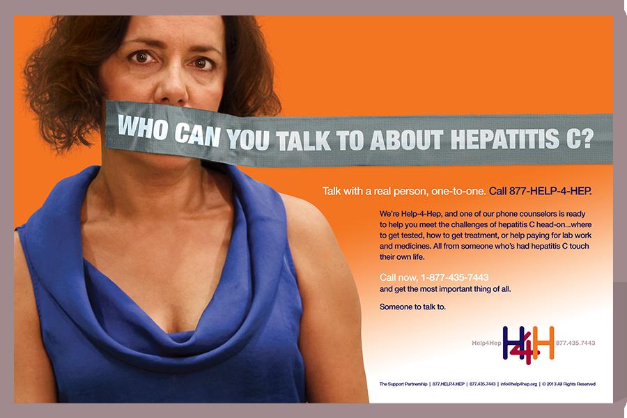 Help-4-Hep Poster