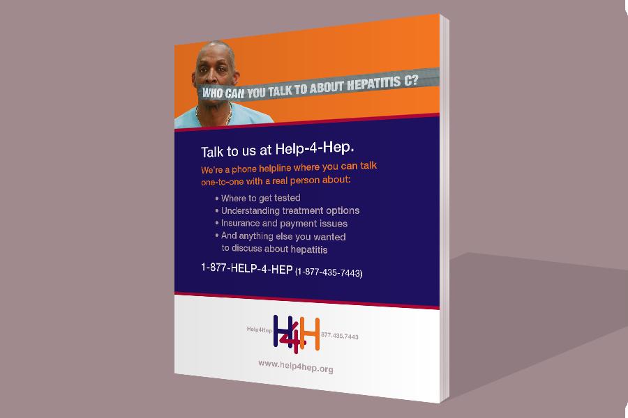 Help-4-Hep Tear Pad