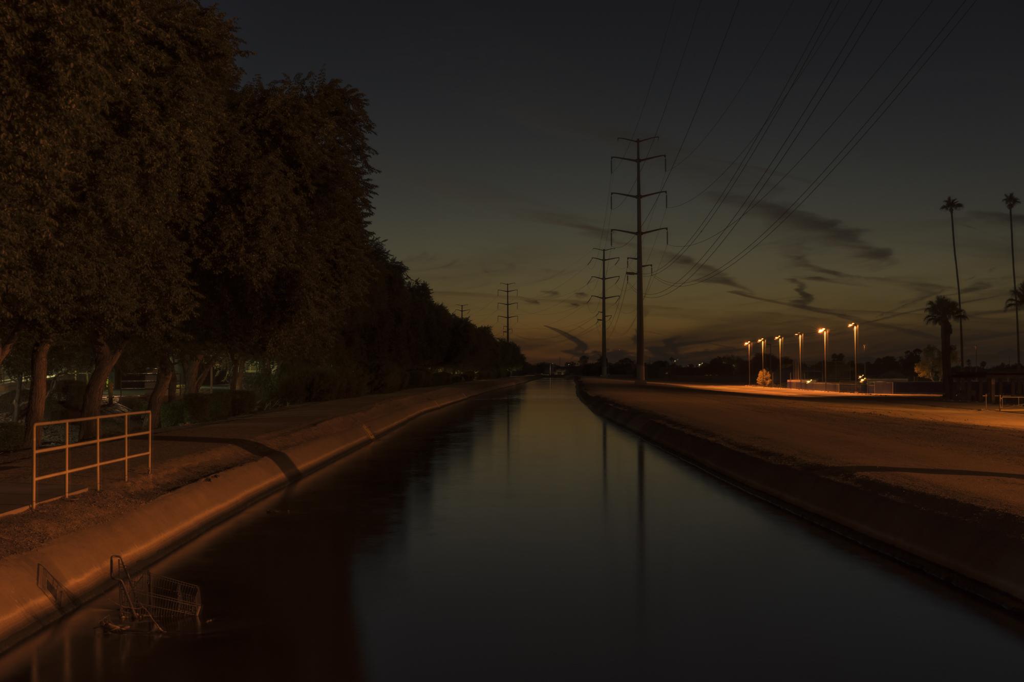 Western Canal