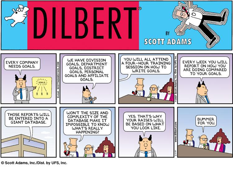 I luv Dilbert :)
