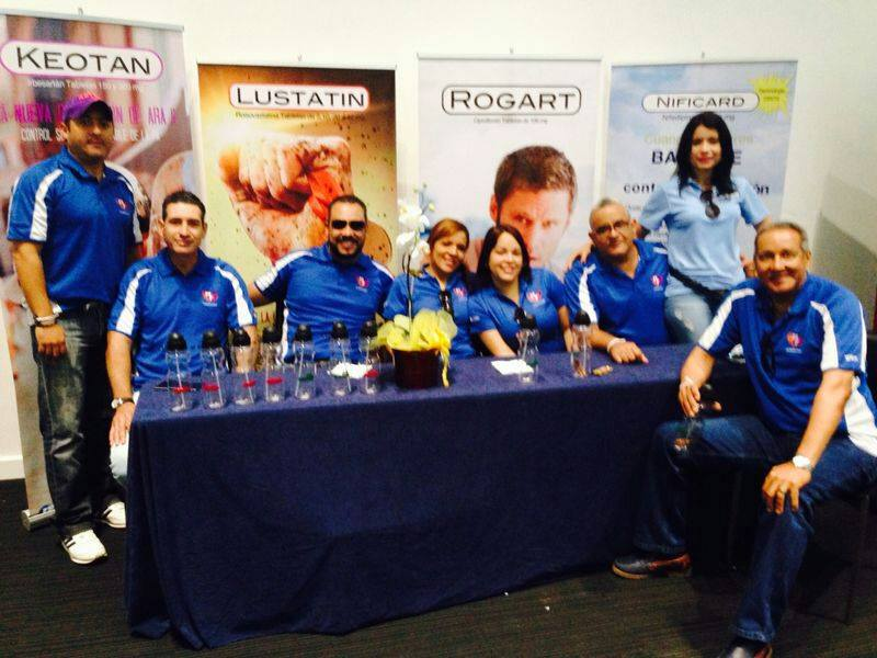 Visitanos en Facebook Pharmatech Dominicana para ver el álbum de fotos completo.