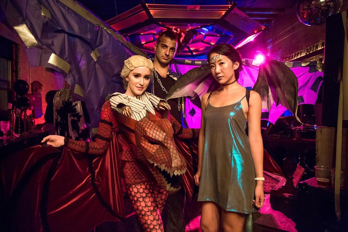 Daenerys x Drogon 2 _ Casey Bloomquist _ Wintercroft Dragon V2 _ 12.06.17.jpg