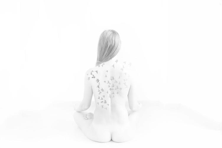 Fly Free   © Art Of Doing Yoga