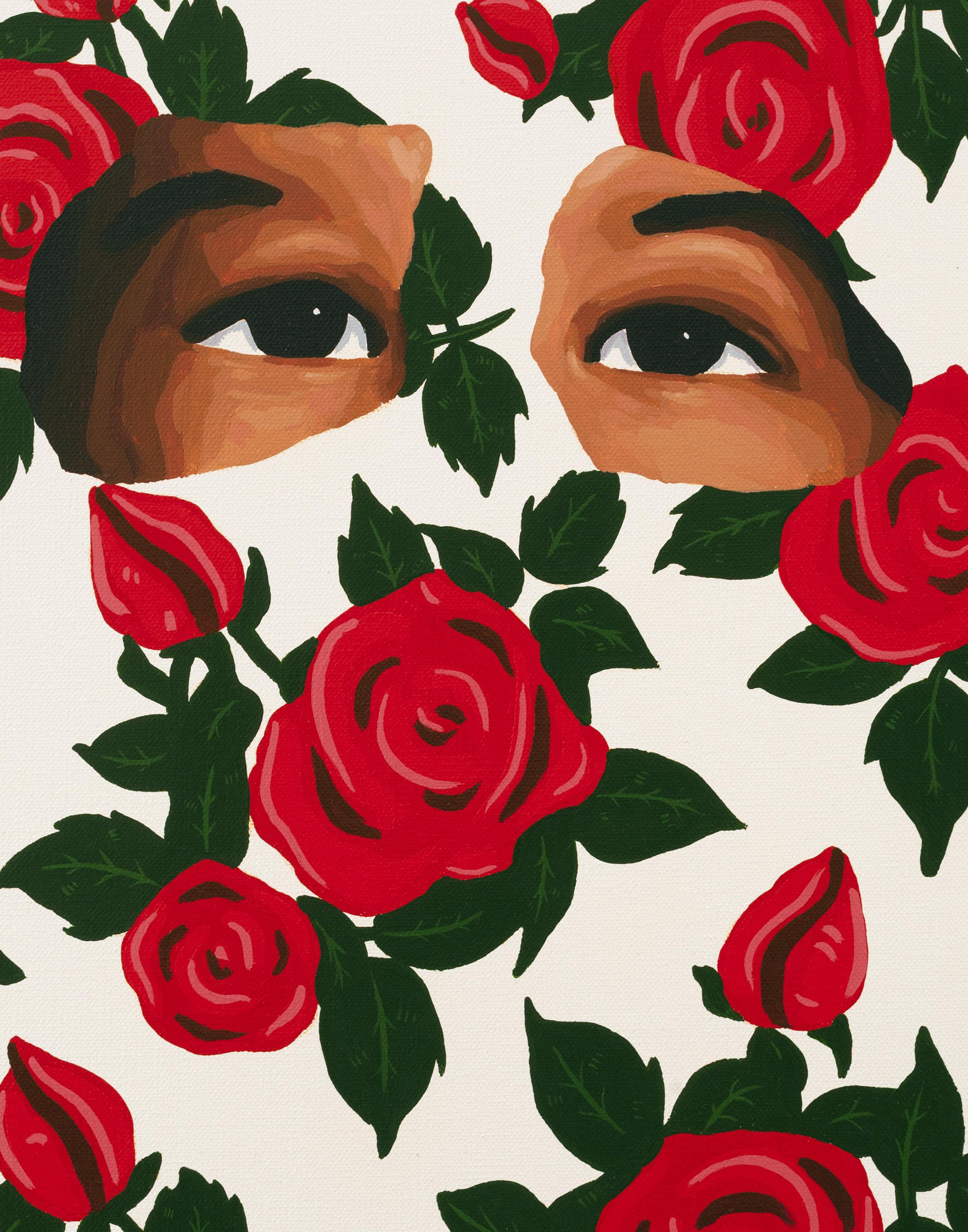 Grandma's Roses