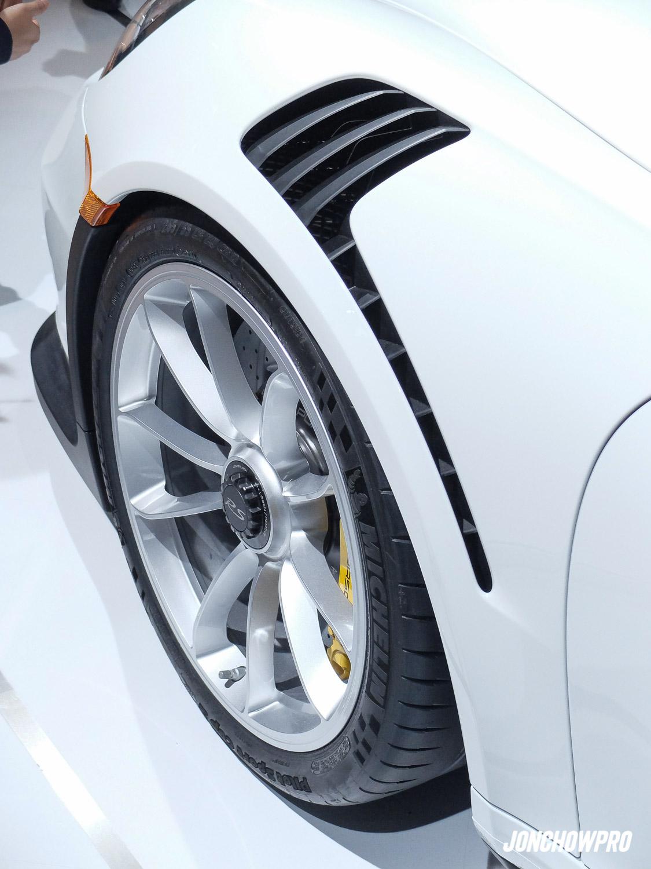 2015 Porsche 911 GT3RS