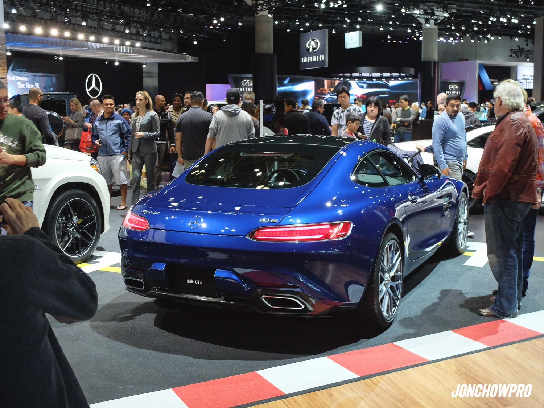 2015 Mercedes -AMG GTS