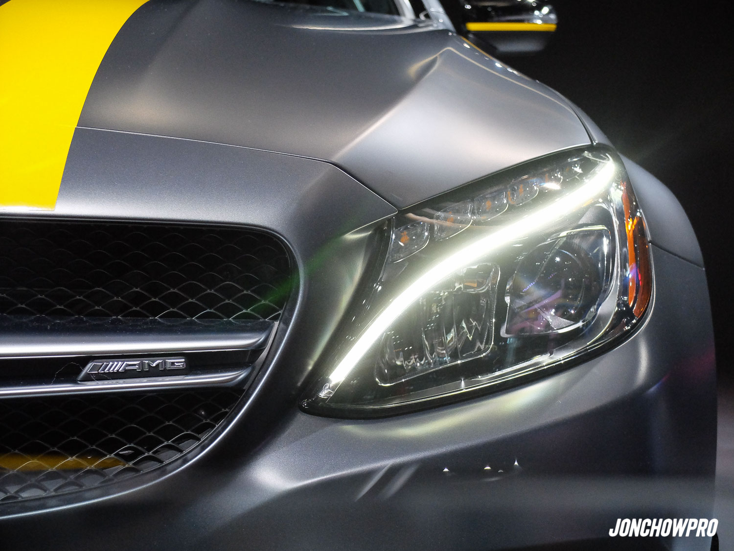 2016 Mercedes -Benz C63 AMG Coupe