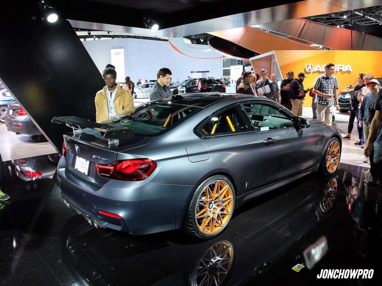 2016 BMW M3 GTS