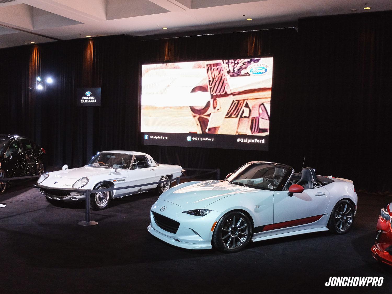 Mazda Cosmo & Mazda MIata