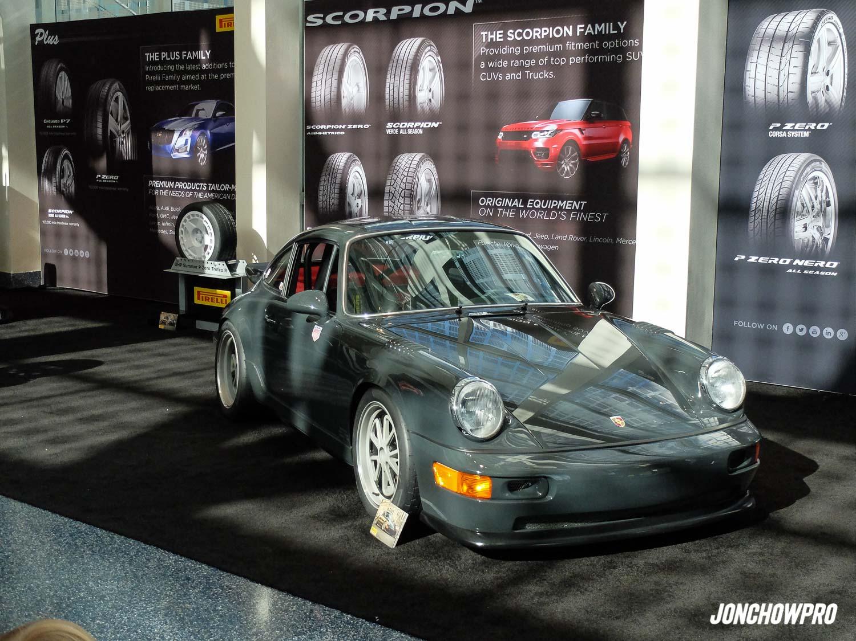 Magnus Walker Inspired Porsche 964