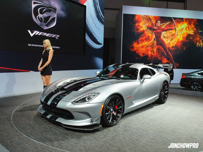 2015 Dodge Viper ACR