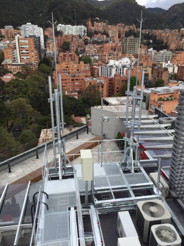 Copy of Estacion Andino Bogota