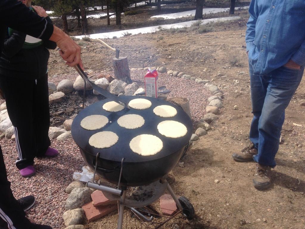 Pancakes on the Mojoe