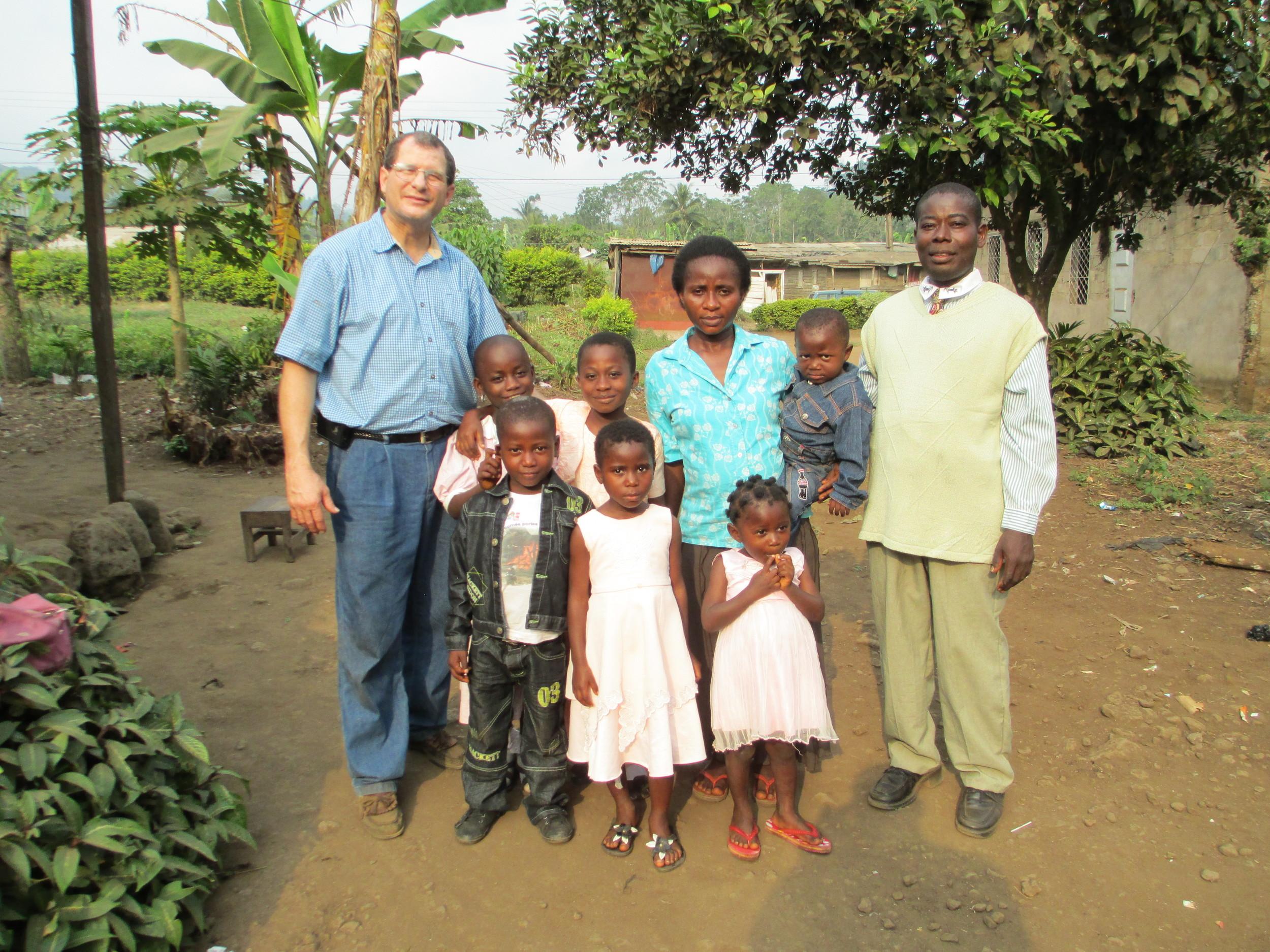 David, Harrison, Mary, and their children.JPG