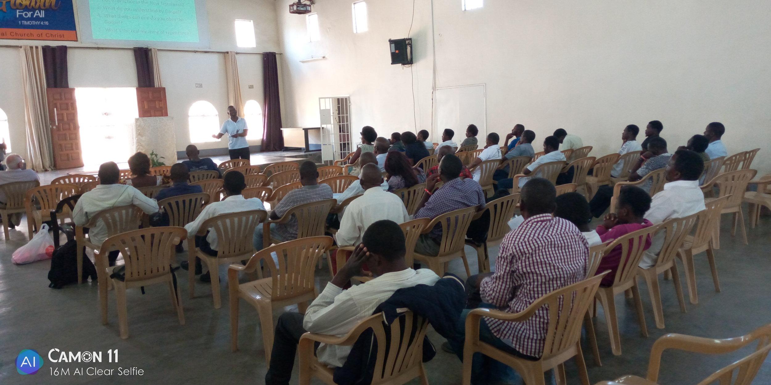 Zambia — International Schools News — Bear Valley Bible