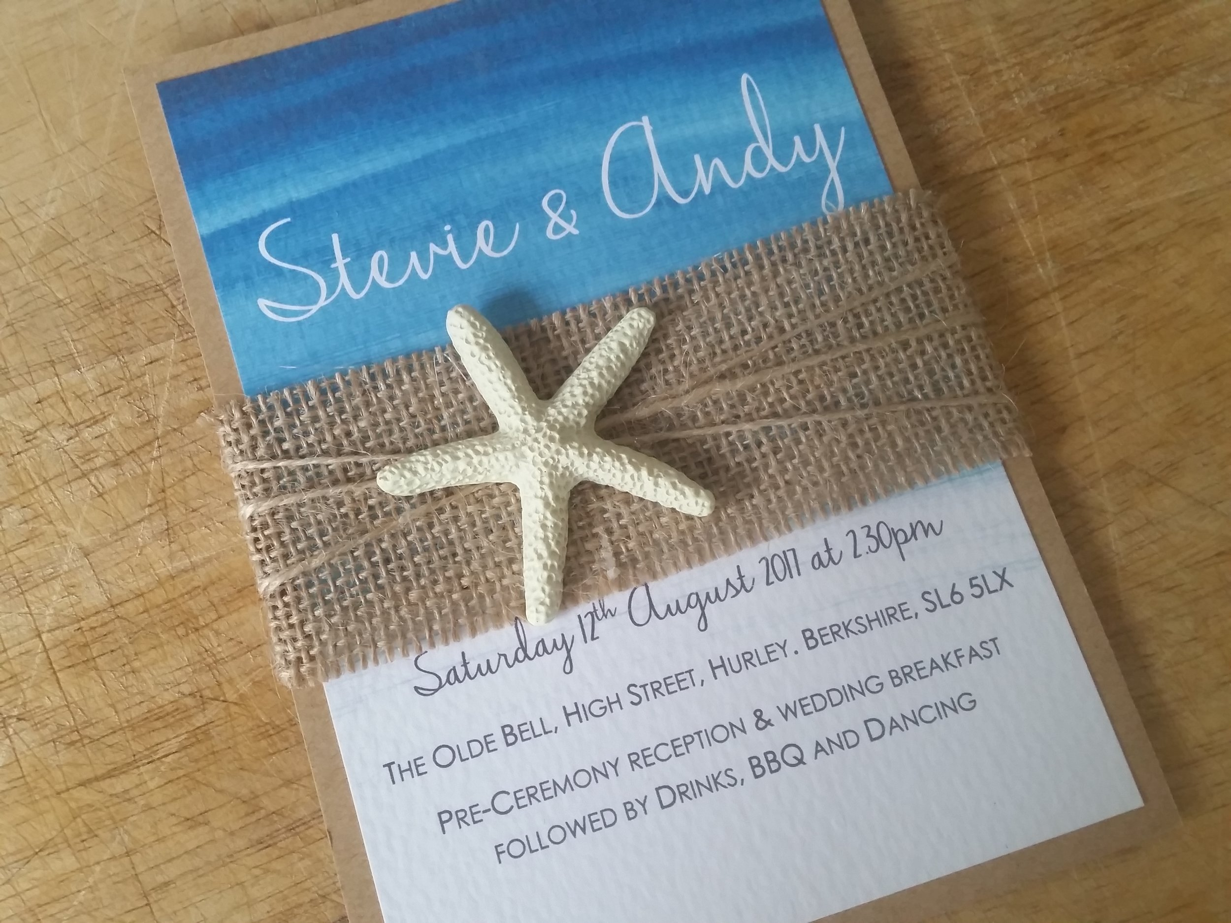 Beach - Sea Wedding Invitation3.jpg