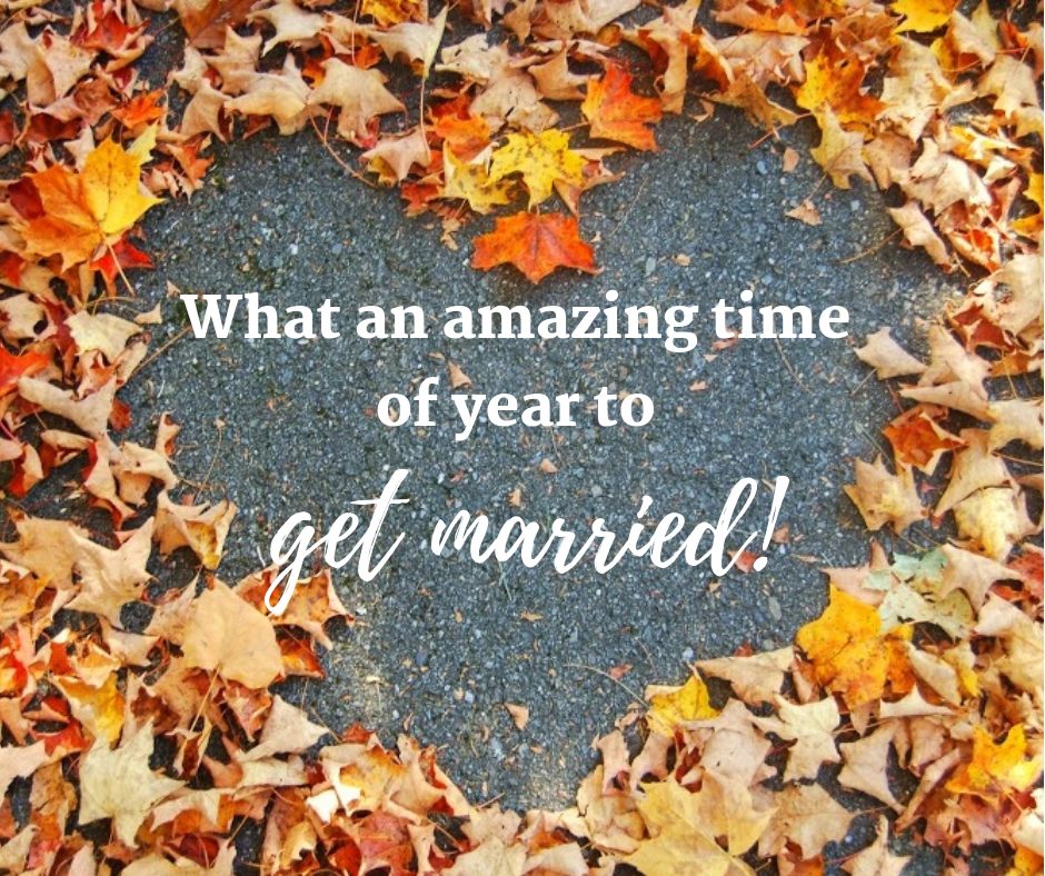 Autumn leaves heart - get married.png