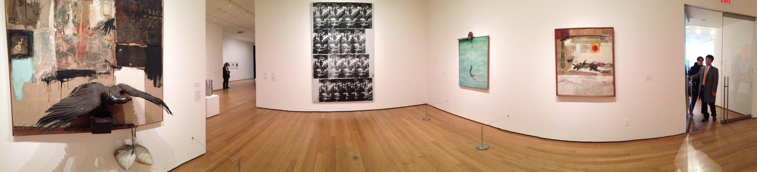 Exhibition Image, Ileana Sonnabend: Ambassador for the New,  MoMA, New York Photo Credit: Cincala ArtAdvisory