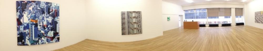 Exhibition Image,  Daniel Rich,Systematic Anarchy, Peter Blum Gallery, New York Photo Credit: Cincala Art Advisory