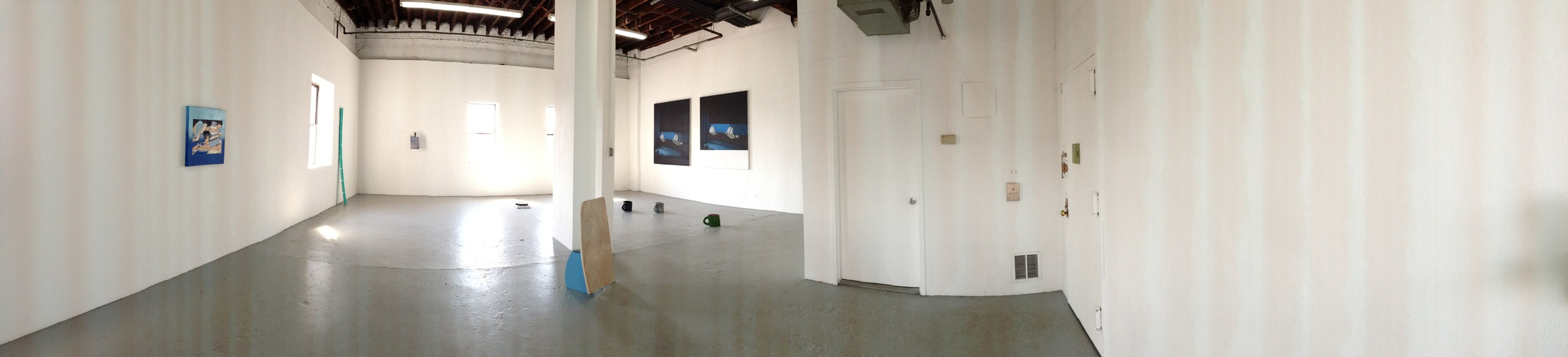 Exhibition Image, The Stuff That Dreams Are Made Of , Group Show, CLEARING, Brooklyn Photo Credit: Cincala Art Advisory