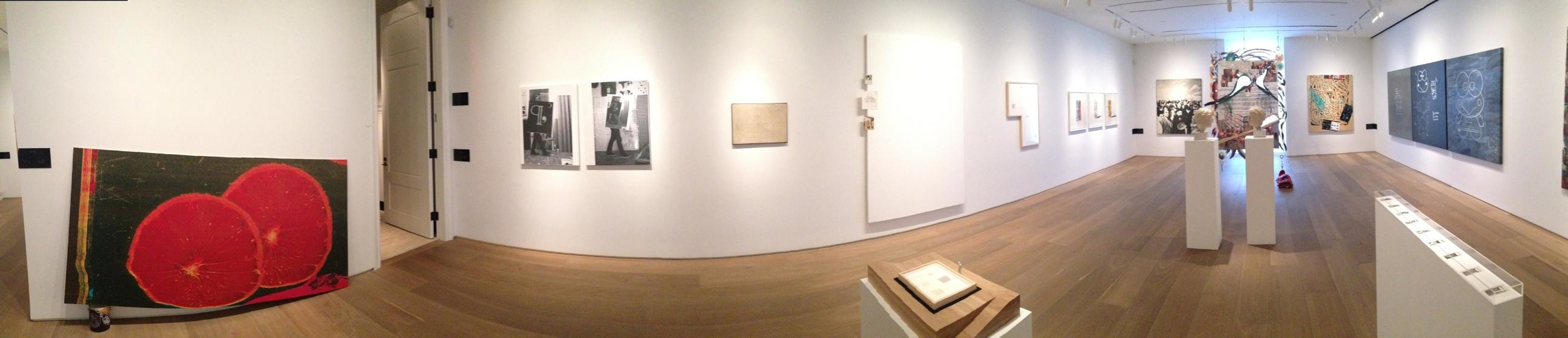 Exhibition Images, Hypothesis for an Exhibition ,Dominique Lévy, New York. Photo Credit:Cincala Art Advisory