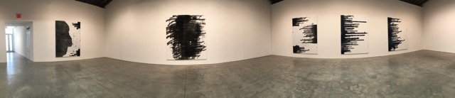 Exhibition Image,  Christopher Wool , Luhring Augustine, Bushwick Photo Credit: Cincala Art Advisory
