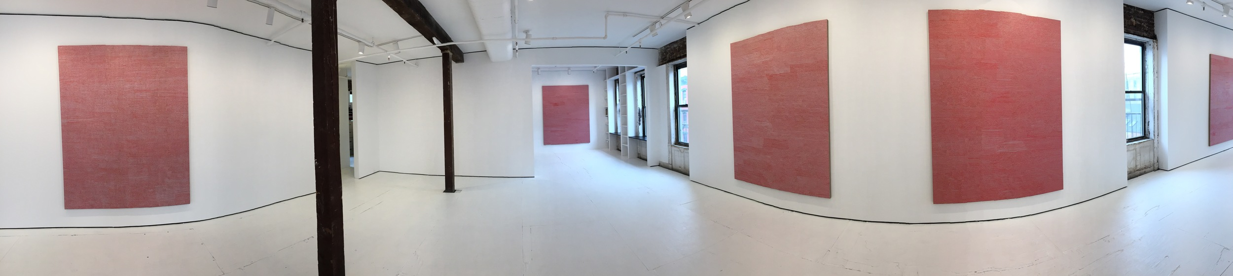 Exhibition Image,  Jennifer Guidi , Nathalie Karg, New York Photo Credit: Cincala Art Advisory