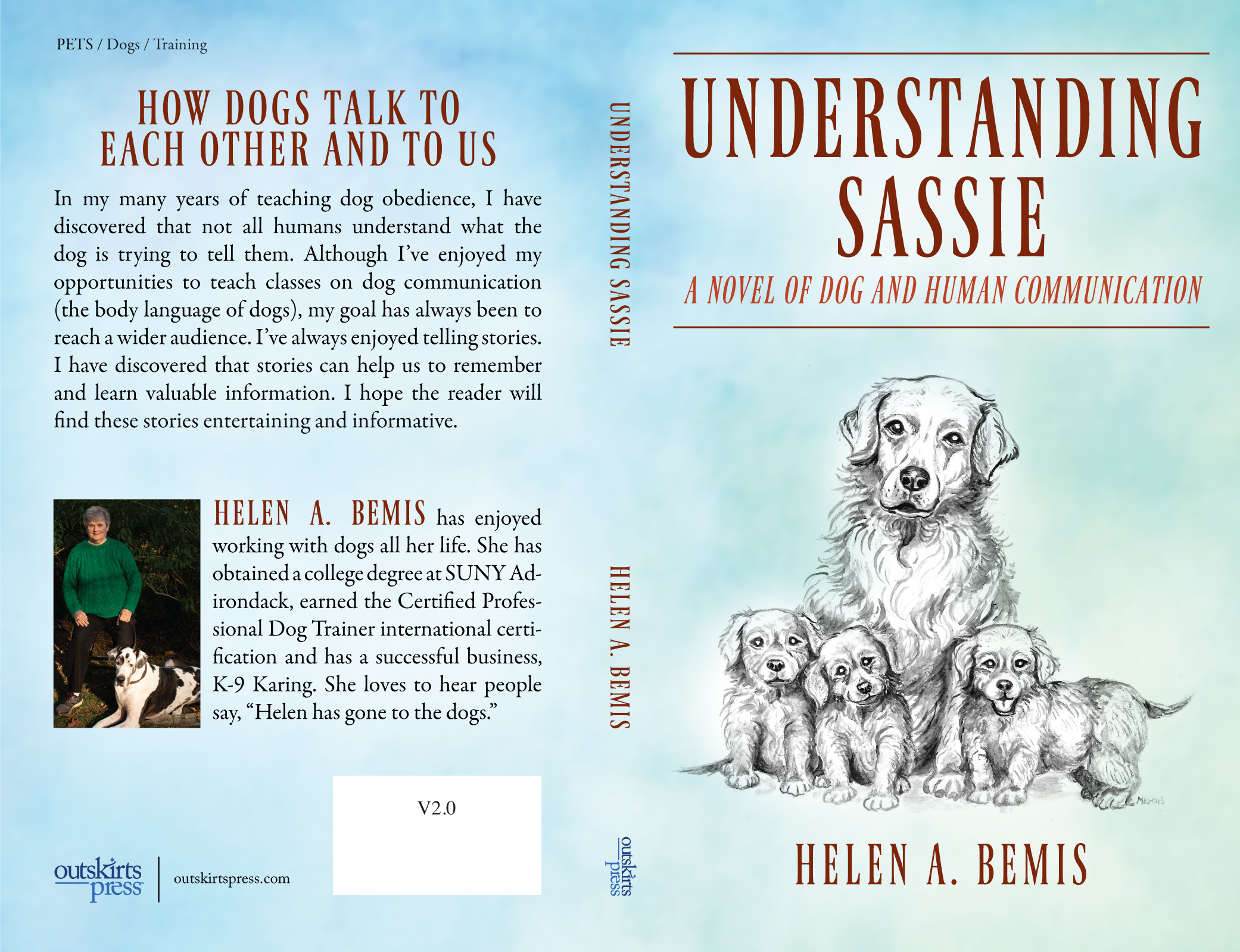 Understanding Sassie: A Novel of Dog and Human Communication