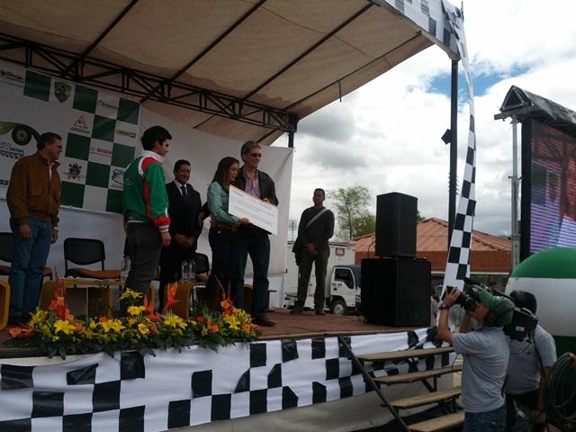 Stratasys, patrocinador oficial de la Fórmula SENA Eco.