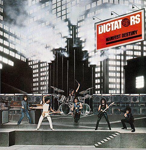 The Dictators - Manifest Destiny1977Lead Guitar, Vocals