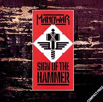 Manowar - Sign of the Hammer1984Guitars, Keyboards