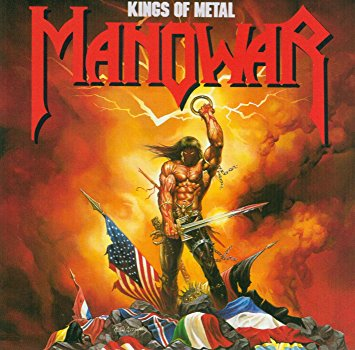 Manowar - Kings of Metal1988Guitars, Keyboards