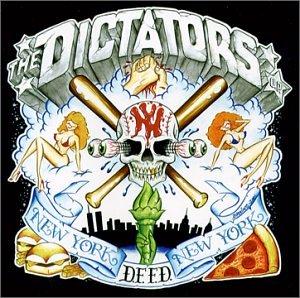 The Dictators - DFFD2001Lead Guitar, Vocals