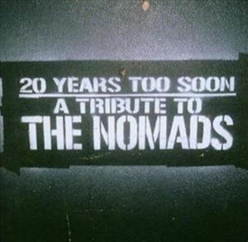 Various Artists - 20 Years Too Soon: A Tribute to The Nomads2003Lead Guitar, The Dictators -
