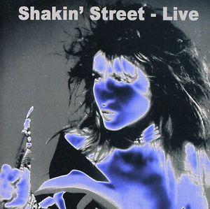 Shakin Street - Live2004Guitars