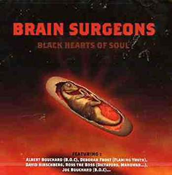 The Brain Surgeons NYC - Black Hearts of Soul2004Lead Guitar on