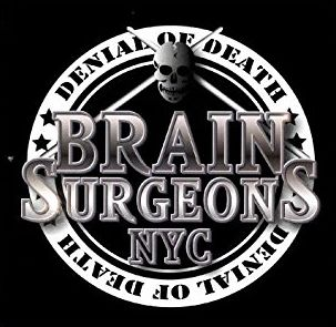 The Brain Surgeons NYC - Denial of DeathJan 2006Co-Writer and Lead Guitar