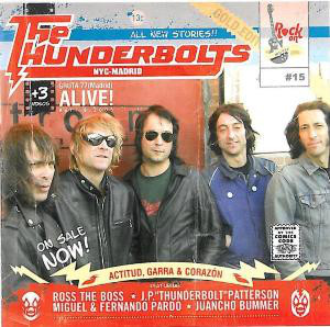 The Thunderbolts - The ThunderboltsMay 2006Lead Guitar