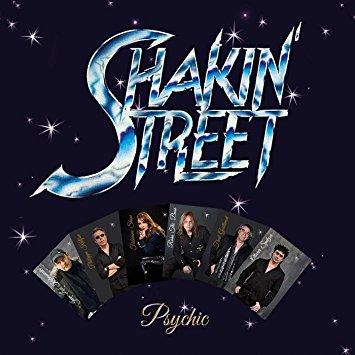 Shakin' Street - Psychic2014Lead Guitar