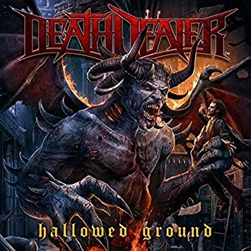 Death Dealer - Hallowed Ground2015Lead Guitar, Co-writer and Co-Producer