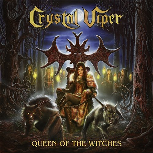 Crystal Viper - Queen of the Witches2016Guitar on